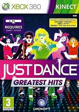 Xbox 360 - Just Dance Greatest Hits **New & Sealed** Official UK Stock