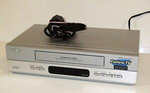 Philips VR 550 VHS Video Cassette Recorder / Player