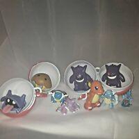 Tomy Pokemon Toys Figures Figurines Burger King