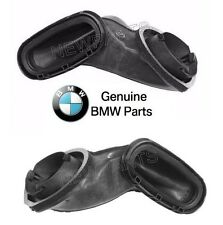 For E39 5-Series Pair Set of Left & Right Ducts for Cabin Air Filter Housing OES