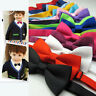 New Handsome Baby Boy Child Infant Solid Color Wedding Tuxedo Bowties Bow Tie AU