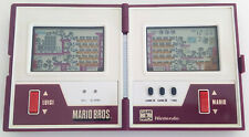 NINTENDO GAME WATCH MARIO BROS. MW-56. NEAR MINT CONDITION !!!! NEW FILTERS !!!!