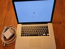 Apple MacBook Pro 15-inch, Late 2011 2.4 GHz Intel Core i7 4GB  *WILL NOT BOOT*