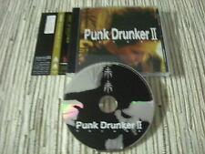 CD J-POP HIDEKI -PUNK DRUNKER II- JAPAN POP MUSIC USADO BUEN ESTADO