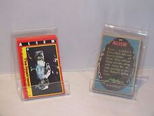 Alien Trading Cards Complete Set 1979