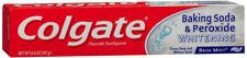 Colgate Baking Soda and Peroxide Whitening Bubbles Brisk Mint paste 6 oz