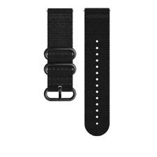 Suunto Traverse Alpha Textile Watch band Strap Black SS022294000