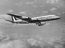 AV 71 PHOTO  IN FLIGHT AIR ALITALIA DC 8