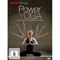 BRIGITTE FITNESS - POWER YOGA: NEUE ENERGIE... DVD NEU