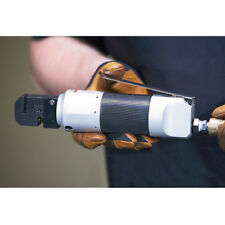 Pneumatic Air Punch Flange Rivet Tool air sign Punching Metal Folding Machine