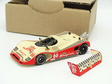 MA Scale Kit Monté SB 1/43 - Porsche 966 n°66 Snap-On Diet Coke 12h Sebring 1993