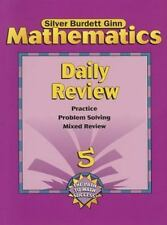 Mathematics: Daily Review - Grade 5 (Silver Burdett Ginn)