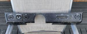 HOLDEN 1972-74 LJ TORANA GTR XU1 GENUINE GM LOWER DASH FASCIA CONTROL PANEL!!