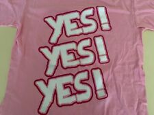 Daniel Bryan Yes! Yes! Yes! Rise Above Cancer T-Shirt M Medium WWE NXT Danielson
