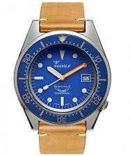 ✅ SQUALE 1521 BLUE BLASTED 50 ATMOS DIVER 500 INTERNATIONAL SHIPPING 🇺🇸 DEALER