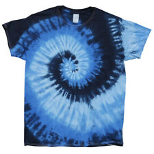 Tie-Dye T-Shirt - Blue Ocean - Medium