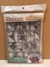 Tomy Zoids Cp-02 Assault Unit Customize Parts 1/72 scale kit Unopened Misb!