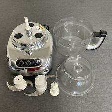 Kitchenaid 9-Cup Food Processor Model KFP740 CR0