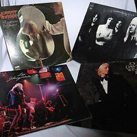 Johnny Winter 4 Album Lot/ PROGRESSIVE BLUES EXPERIMENT / AND / AND LIVE / # 3