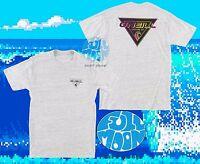 New O'Neill Boardwalk Classic Heather Gray T-Shirt