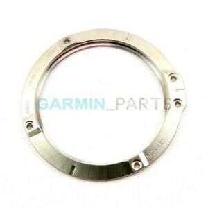 New Bezel ring without glass for Garmin fenix 6 silver part repair case