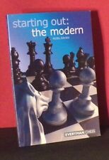 Starting Out: The Modern by Nigel Davies (Chess Book)