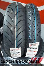 Coppia Pneumatici Scooter Bridgestone 110/70/16 + 130/70/16 Honda SH 300 i sport