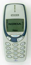 Nokia 3310 All Original NHM-5NX - Grey Unlocked Used Cellphone