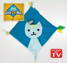 KITTY CAT MAT CRINKLE WITH 4 TOYS & CAT NIP AS SEEN ON TV