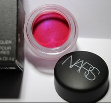 Nars Lip Laquer (Shade Hot Wired 1912) 0.14oz / 4g New In Box