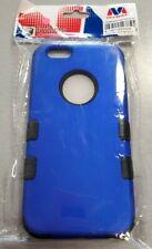 iPhone 6 Blue/Black Protective Case #8B