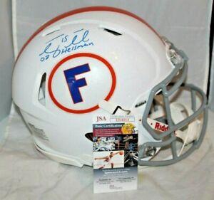 Tim Tebow Autographed Signed Florida Gators Authentic Full Size Helmet BAS