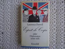 92-  Esprit de Corps oder Diplomaten unter sich - Lawrence Durrell