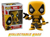 Deadpool - Slapstick (Yellow) Deadpool Pop! Vinyl Figure