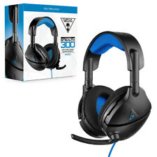 Turtle Beach Ear Force Stealth 300 Headset for PlayStation PS4 NEW BOXED Gaming