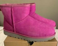 UGG CLASSIC Mini Milky Way 1104110 BODACIOUS SZ 9 EXCLUSIVE WOMAN BOOT AUTHENTIC