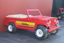 Tonka Jeepster Runabout XR-101 Pressed Steel Toy 1970's - USA