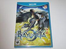 Bayonetta 2 (Nintendo Wii U, 2016) NEW