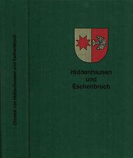 Willeke, Gesch Eschenbruch Hiddensen Graben Klus, Blomberg Lippe Lipperland 1996