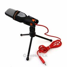 Hot w/Stand Skype Webcast Youtube Video Professional Podcast Studio Microphone