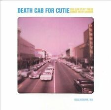 "DEATH CAB FOR CUTIE - ""You Can Play These Songs With Chords"" - indie rock CD"