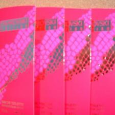 SWAROVSKI EDITION 4 x 1.2ml EAU DE TOILETTE SAMPLE SPRAY VIALS NEW