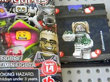 Lego 71010 Series 14 - Zombie Cheerleader Minifigure - NEW - unopened package !!