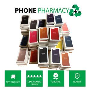 Genuine Original Authentic Apple iPhone 7 Plus / 8 Plus Leather Case Cover