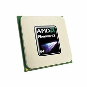 AMD Phenom X3 8750 (3x 2.40GHz) HD8750WCJ3BGH AM2 AM2+   #104706