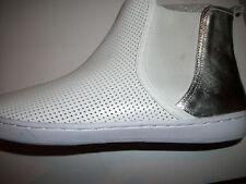 Atelje 71 1274 Womens Ovidius White Fashion Sneakers Shoes 10 Medium  RE $135