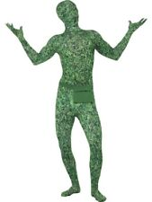 SECOND SKIN GRASS MEADOW rasenlook Stretch Suit Football Costume sz. L