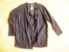 @ Land's End @ Jacke Baumwolle dunkelblau Japan Stil Size L Gr. 40/42 GB 14/16