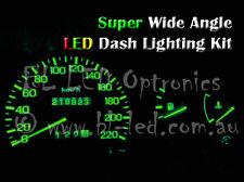 Green SMD SMT LED Dash Light Kit Fits Holden Commodore VT VX VU Calais Berlina