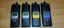 Lot of 4 pcs of Motorola Xts5000R Model Ii Vhf P25 Radio Aes256 H18Kef9Pw6An